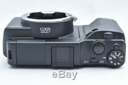 RICOH GXR withA12 Leica M mount Lens Unit EXC++ From JAPAN #880