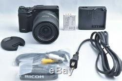 RICOH GXR withA16 24-85mm Lens Unit Excellent From JAPAN #168