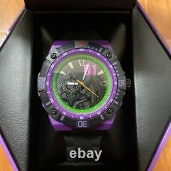 RareUniversal Studios Japan Limited Evangelion Watch EVA Unit. 01 From Japan