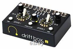 Reon driftbox J VCA/CV Programmable Joystick Unit Sequencer FROM JAPAN NEW