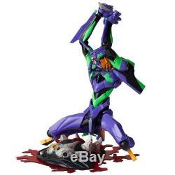Revoltech Evangelion Evolution Figure Unit 01 + 03 From Japan