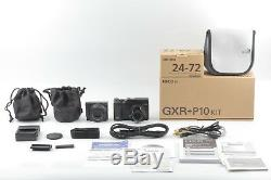 Ricoh GXR Digital Camera S10 24-72mm 10MP Unit P10 28-300mm 10MP Unit from JAPAN