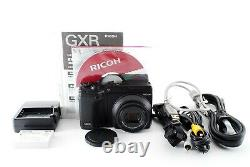 Ricoh GXR + P10 28-300mm f/3.5-5.6 VC Unit Exc withStrap From Japan Y070