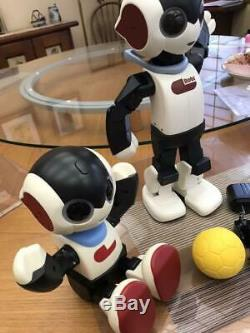 Robi Robot Diagosutini Weekly Lobby Main unit and charging cord only From Japan