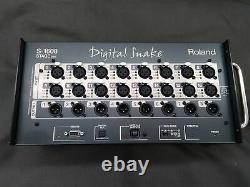Roland 16x8 Stage Unit Digital Snake System S-1608 from Japan