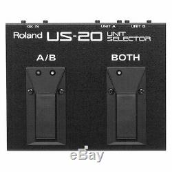 Roland Us-20 Unit Selector From Japan Japan New