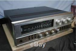 SANSUI SAX-700 Tri-Amplifier Refurbished Serviced Unit Shipped from Japan