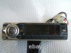 SONY MDX-C8200 CD Changer Receiver Head Unit Stereo Car Audio From Japan