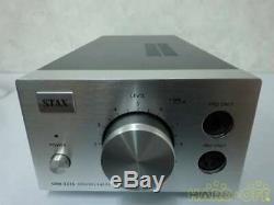 STAX SRM-323S / SR-507 Headphones + driver unit From Japan DHL
