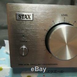 STAX SRM-353X Driver Unit for STAX headpnonen Japan Model AC100V From Japan DHL