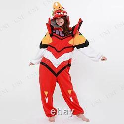 Sazac Evangelion Unit 02 machine Halloween Costume Kigurumi From Japan F/S NEW
