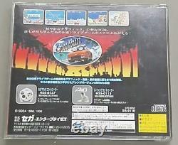 Sega Saturn Out Run japan SS from japan
