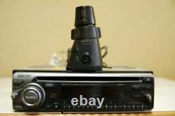 Sony CDX-C4200 RM-X4S CD Player Head Unit Receiver Car Audio Stereo From Japan
