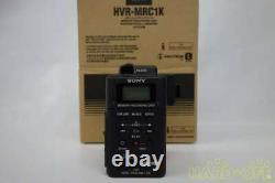 Sony Memory Recording Unit Hvr-Mrc1K From Japan