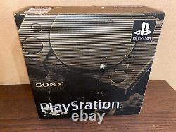 Sony PlayStation SCPH-1000 Launch unit from December 1994! 1994/12/2 Japan Look