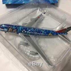 Super Rare! JAL Tokyo DisneySea B 747 400 Unit 4 from JAPAN Free shipping