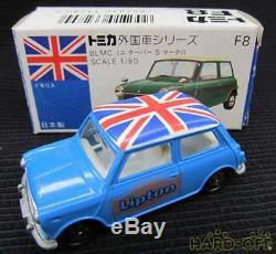 TOMY F8 Mini Cooper S United Kingdom from japan