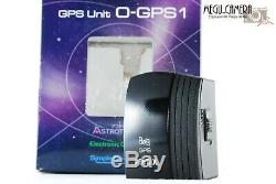 TOP MINT PENTAX GPS unit O-GPS1 From Japan G139