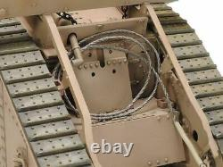 Tamiya 48214 R/C WWI BRITISH TANK Mk. IV MALE with CONTROL UNIT 1/35 from Japan