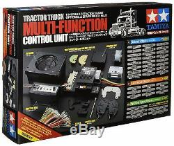 Tamiya MFC-01 Track Truck Multi-Function Control Unit 114 RC Cars From Japan