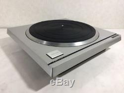 Technics C60461 Tested Turn Table SP10 MK2 SH10E Instruction unit From japan F/S