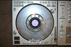 Technics CDJ SL-DZ1200 2 Unit and SH-MZ1200 Mixer Set Working From Japan F/S