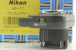 Top Mint Nikon AS-17 TTL Flash Unit Coupler for F3 From Japan #673