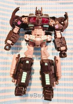 Transformers United Dark Side Optimus Prime Nemisis ONLY From Japan 2-Pack