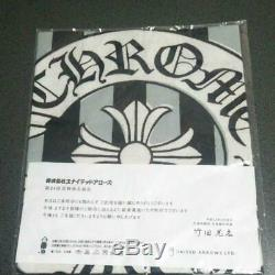 UNITED ARROWS Chrome Hearts Collab Hand Towel Bandana from Japan Free Shipping