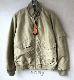 UNITED CARR by BUZZ RICKSON'S Authentic WEP Jacket Size M Used from Japan