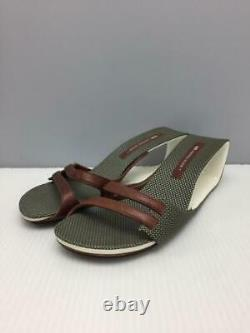 UNITED NUDE Mobius Hi 36 Grn Green Fashion Sandal 5086 From Japan
