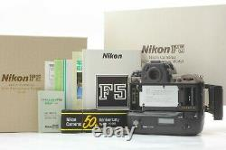 UNUSED LIMITED 3000 UNIT Nikon F5 50th Anniversary withOriginal Strap from JAPAN