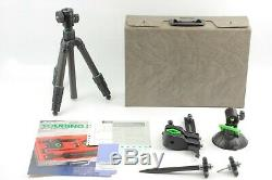 UNUSED in BOXCONTAX Touring Set Tripod, Hold, Sucker Unit From JAPAN 911