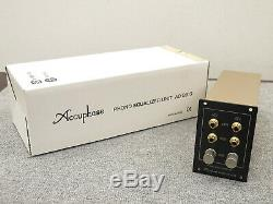 USED Accuphase AD-2810 Phono equalizer unit from JAPAN