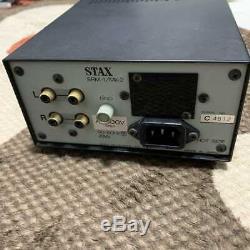 USED STAX SR- Lambda + SRM-1 / MK-2 Professional Driver Unit from Japan