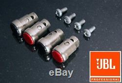 Used JBL 43 series genuine terminals units 4 piece set F/S from JAPAN