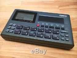 Used SU10 YAMAHA sampling unit Portable sampler with CD Set F/S from Japan