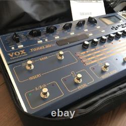 Vox ToneLab SE multi-effect pedal floor unit From Japan Used