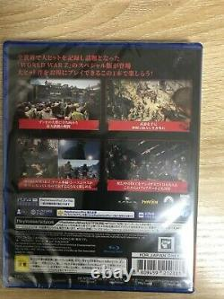 WORLD WAR Z GOTY EDITION Sony Playstation 4 PS4 Games From Japan Tracking NEW