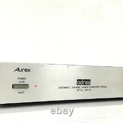 Working Aurex AD-3S Noise Reduction System Adres Unit from Japan HJ