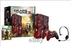 Xbox 360 main unit Gears Of War 3 included i9ofJn Used from Japan Freeshipping