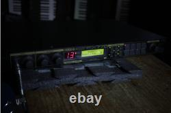 YAMAHA FX770 Guitar Effect Processor Multi effect Rack Unit From Japan Used