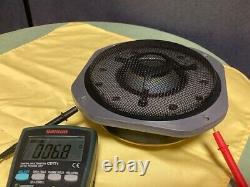 YAMAHA JA0803 Beryllium Midrange Speaker Unit x2 Removed from NS-1000X Pre-owned