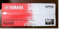 YAMAHA KICK UNIT KICK PAD PEDAL ELECTRONIC DRUM ACCESSORY KU100 from Japan