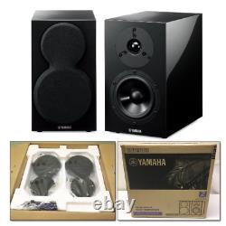 YAMAHA NS-BP200 Speaker 2 Units 1 Set Piano Black UNUSED from Japan