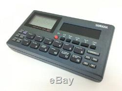 YAMAHA SU10 Sampling Unit Sampler with AC Adapter USED From Japan Shipping fast