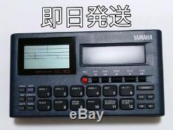 YAMAHA SU10 sampling unit Portable sampler only body from Japan