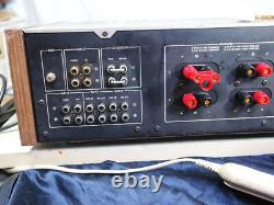 Yamaha A-1000 Integrated Amplifier Refurbished Serviced Unit from Japan USED
