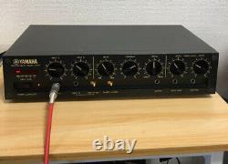 Yamaha E1005 Analog Delay Rack Unit Vintage Effector Audio from Japan