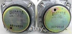 Yamaha JA-0801/JA-0513 NS-1000M Pair unit vintage from japan